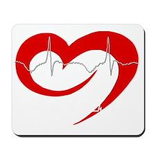 heart3a Mousepad