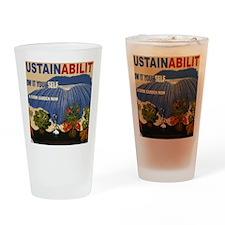 3f05737u-sustainability Drinking Glass