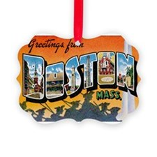 boston Ornament