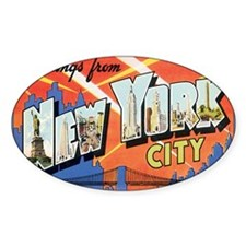 new-york Decal