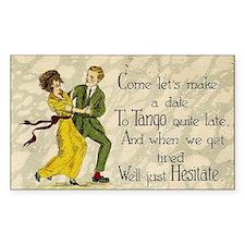 tango Decal