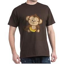 Boy Monkey T-Shirt