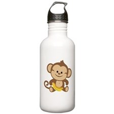 Boy Monkey Water Bottle