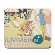 virginia-beach-gcard Mousepad