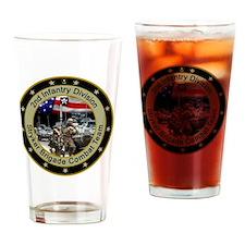 2nd infant div styker brig comb tea Drinking Glass