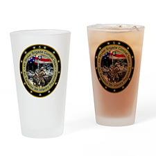 stryker-4bn-9th-inf-reg Drinking Glass