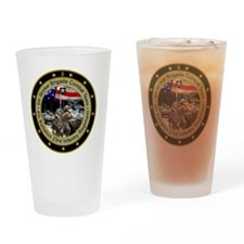 stryker-4bn-23rd-inf-reg Drinking Glass