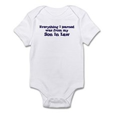 Son In Law : Everything Infant Bodysuit
