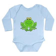 Cartoon Frog Body Suit