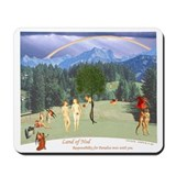 Land of Nod Mousepad