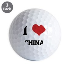 CHINA Golf Ball