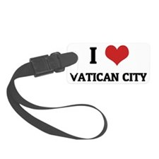 VATICAN CITY Luggage Tag