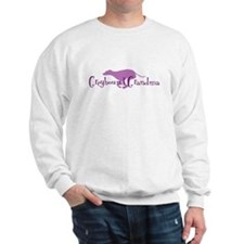 Greyhound Grandma Sweatshirt