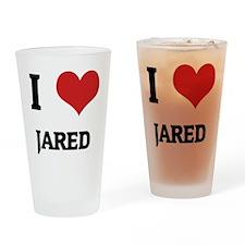 JARED Drinking Glass