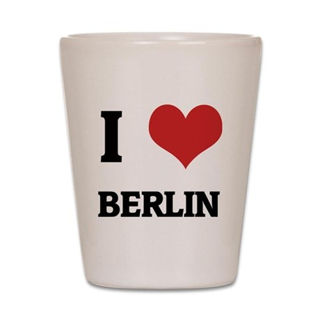 BERLIN Shot Glass