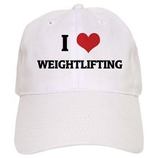 WEIGHTLIFTING Baseball Cap