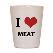 MEAT Shot Glass
