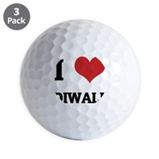 DIWALI Golf Ball
