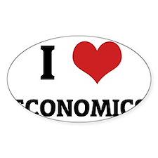 ECONOMICS Decal