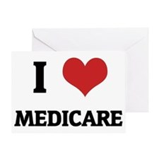 MEDICARE Greeting Card