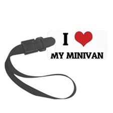 MY MINIVAN Luggage Tag
