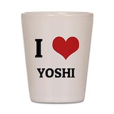YOSHI Shot Glass