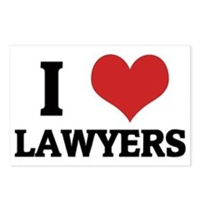 LAWYERS Postcards (Package of 8)