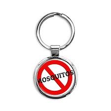 MOSQUITOS11 Round Keychain