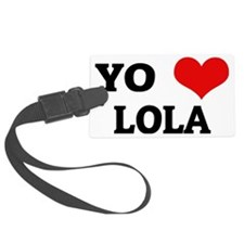 LOLA1 Luggage Tag