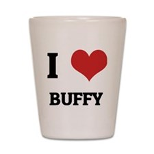 BUFFY Shot Glass