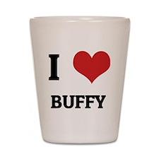 BUFFY Shot Glass