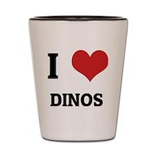 DINOS Shot Glass