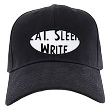 Write Baseball Hat
