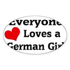 germangirlz Decal