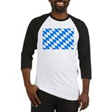Bavaria Flag Baseball Jersey