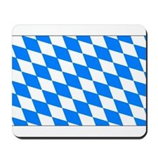 Bavaria Flag Mousepad