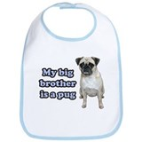 Big Brother Pug Bib