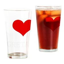 GRETA Drinking Glass