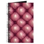 Lounge Leather - Pink Journal
