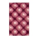 Lounge Leather - Pink 3'x5' Area Rug