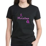 Sexy Persian Women's Black T-Shirt