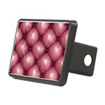 Lounge Leather - Pink Hitch Cover