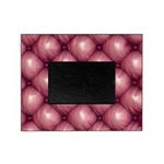 Lounge Leather - Pink Picture Frame