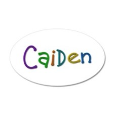 Caiden Play Clay Wall Decal