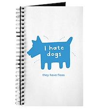 fleabitten dog Journal