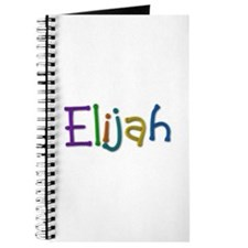 Elijah Play Clay Journal