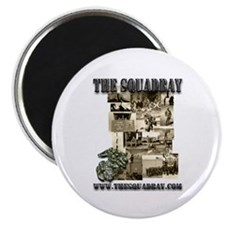 2007 Squadbay Magnet