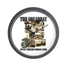2007 Squadbay  Wall Clock
