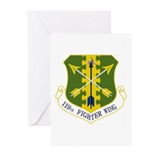119th FW Greeting Cards (Pk of 10)
