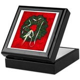 Santa's Little Helper Keepsake Box